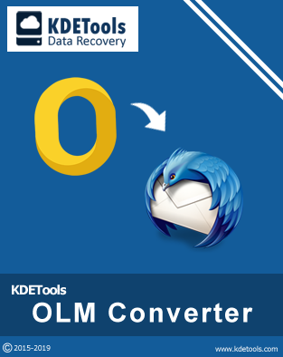 Mac OLM to Thunderbird Converter - OLMCon